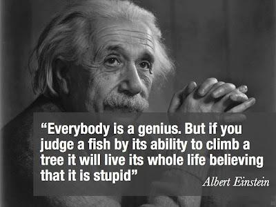 Albert-Einstein-Quote