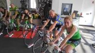 Don Francesco, Michael Lyach and Adrienne