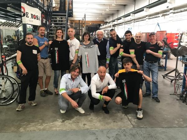 DeRosa factory photo
